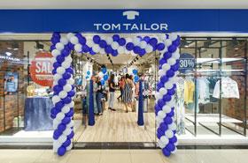 Tom Tailor: новые магазины