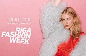 Скоро начинается 31-й сезон Рижской Недели моды