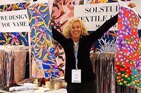 Solstudio Textile Design: мода возвращается к простому и приятному
