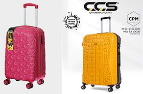 CCS Luggage выходит на российский рынок