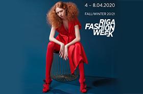 32-я Рижская неделя моды состоится с 4 по 8 апреля