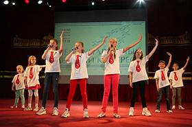 Детский форум «Мода в культурном пространстве» на Неделе легпрома