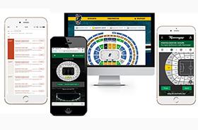 Билет-жилет для Континентальной хоккейной лиги