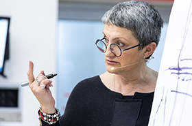 «Идеальная посадка»: первый семинар Людмилы Битюковой в России