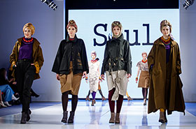 Итальянско-российская мода на Ekaterinburg Fashion Week